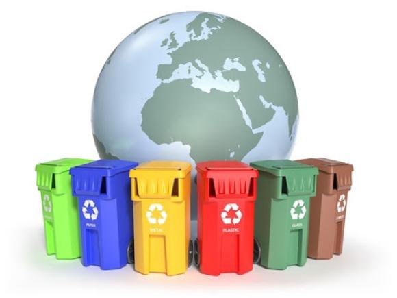 Jak správně třídit odpady