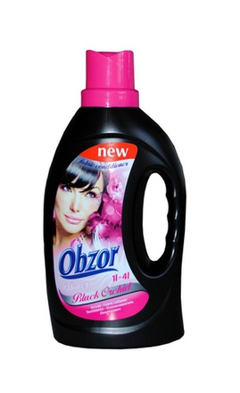Aviváž OBZOR NEW Flower Black Orchid 1l = 4 l